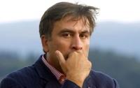 Саакашвили в Одессе: малочисленный митинг и избиение инвалида