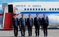 Ким Чен Ын встретился с высокопоставленными чиновниками из Сеула
