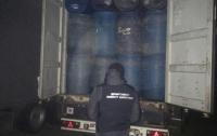 В Одессе перехватили контрабанду спирта на миллионы гривен