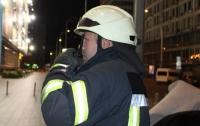 В Киеве сгорели Toyota, Volkswagen и Opel