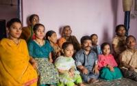 В Индии нашли семью гномов
