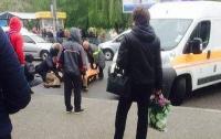 Микроавтобус в Ривне сбил супругов пенсионеров