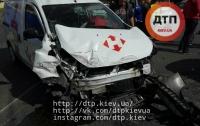 Пьяное ДТП в Киеве: есть пострадавшие