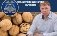 В.о.начальника Одеської митниці Мартинов рахує себе вже