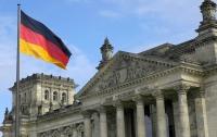 Над Германией столкнулись два истребителя (видео)