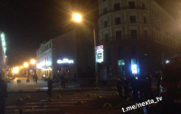 В столице соседней страны прогремел взрыв (видео)