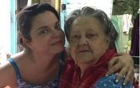 Наташе Королевой разрешили приехать на похороны бабушки в Киев