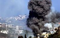 Израиль начал масштабные действия против сектора Газа