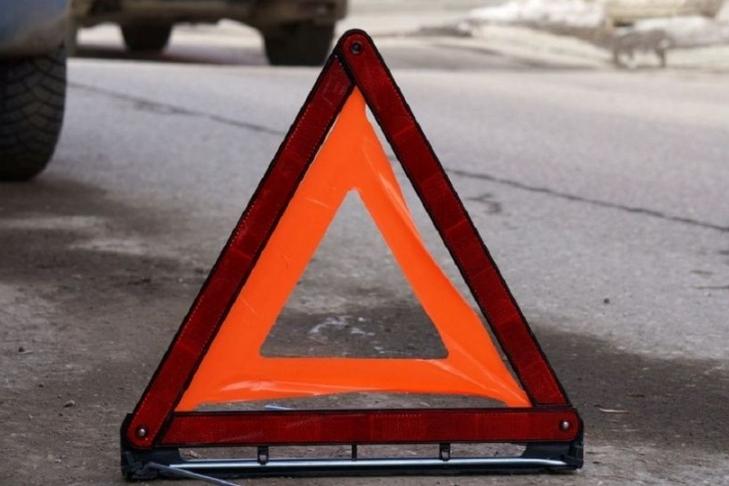 ВБорисполе пьяная женщина-водитель сбила электроопору