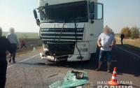 Страшное ДТП случилось на Волыни (фото)
