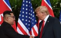 Трампу понравилась встреча с Ыном