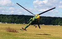 Пилоты смогли спастись: в Польше потерпел крушение военный вертолет