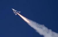 США испытали ракетный пилотируемый космоплан (видео)