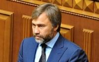 Вадим Новинский: Украине необходимо взаимоуважение новоизбранного президента и парламента