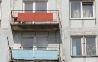 В Житомире студент выпал с балкона пятого этажа