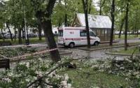 Ураган в Москве забрал жизнь украинца