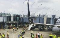 В Чикаго столкнулись два пассажирских самолета