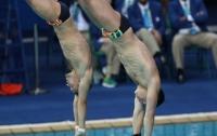 Украинцы выиграли чемпионат Европы по прыжкам в воду
