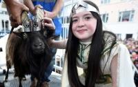 Мэром ирландского города выбрали козла