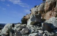 Туристы из Украины попали под камнепад в Северной Осетии