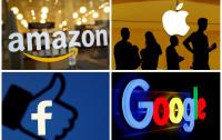У США проведуть нове розслідування стосовно Facebook, Google і Amazon