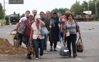 В Украине уточнили число переселенцев с оккупированных территорий