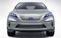 Lexus обновит модельный ряд