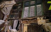 Людей никто не услышал: в Одессе обрушилась стена жилого дома