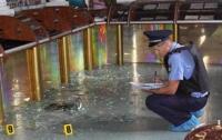 В Виннице вооруженные грабители атаковали ювелирный магазин, есть пострадавшие