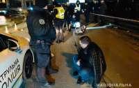 В Киеве спецназ полиции устроил погоню со стрельбой в попытке поймать вооруженного иностранца