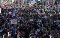 Число задержанных на акциях протеста в Беларуси превысило 200 человек