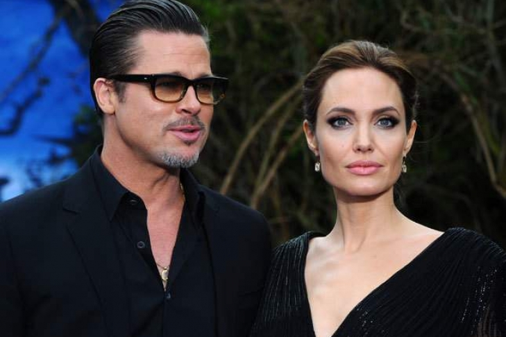 УБреда Питта есть скандальный компромат наАнджелину Джоли
