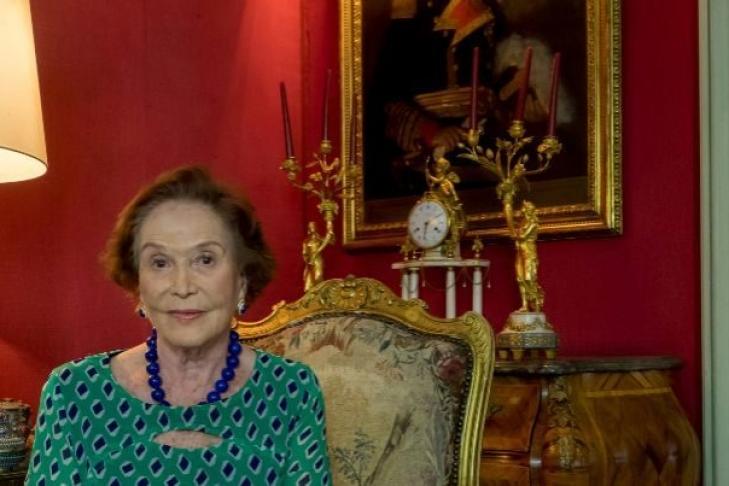 Единственная дочь диктатора Франко скончалась вИспании