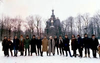 Джоанна Стингрей опубликовала неизвестные фотографии звезд русского рока (ФОТО)