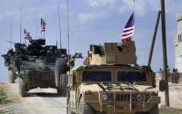 В США заявили о начале вывода войск из Сирии