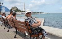Население Крыма катастрофически сокращается