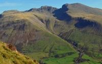 Обкуренные туристы не смогли спуститься с самой высокой горы в Англии