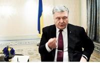 Порошенко заявил о невозможности Саакашвили быть украинским политиком