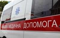В Киеве два парня избили водителя
