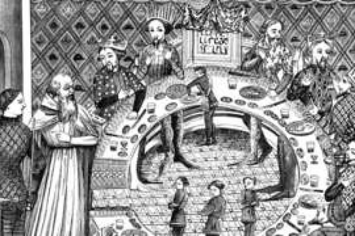 Ученые отыскали легендарный замок короля Артура