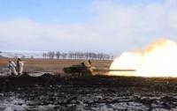 На Донбассе боевики применили тяжелые вооружения