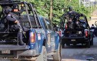 Бандиты трижды напали на морпехов на северо-востоке Мексики