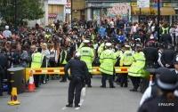 В Лондоне на карнавале задержали более 370 человек