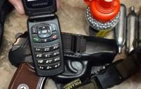 Во Львове у офицера полиции украли огнестрельное оружие