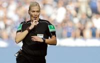 Бундеслига: в немецком футболе дебютировала женщина-арбитр