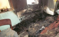 Три человека погибли в результате пожара в Донецкой области
