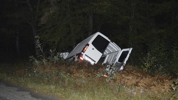 На Волыни 16-летний байкер и его пассажир погибли в ДТП