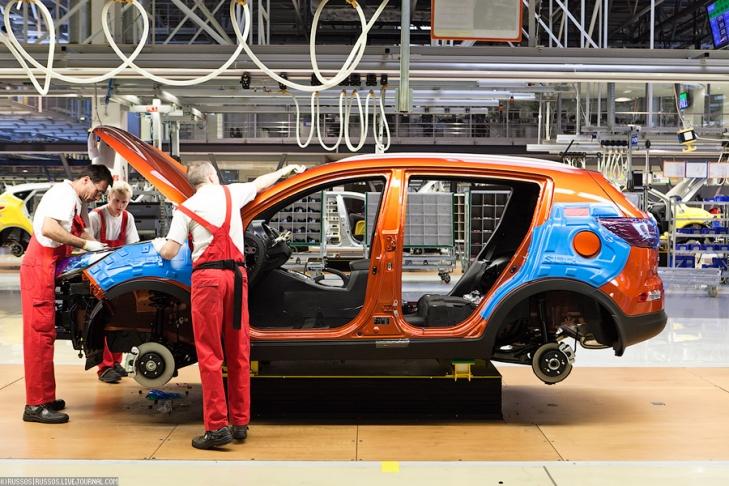 Производство авто вУкраинском государстве возросло практически на70 процентов