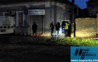 В Запорожской области в центре города обнаружили труп мужчины
