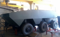 В Украине разрабатывают новые боевые машины для ВМС